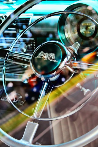 Classic Car Reflections 1